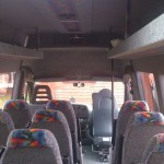 BusTrip Iveco buss seest tagant 1