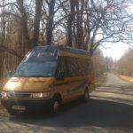 BusTrip buss taustaks